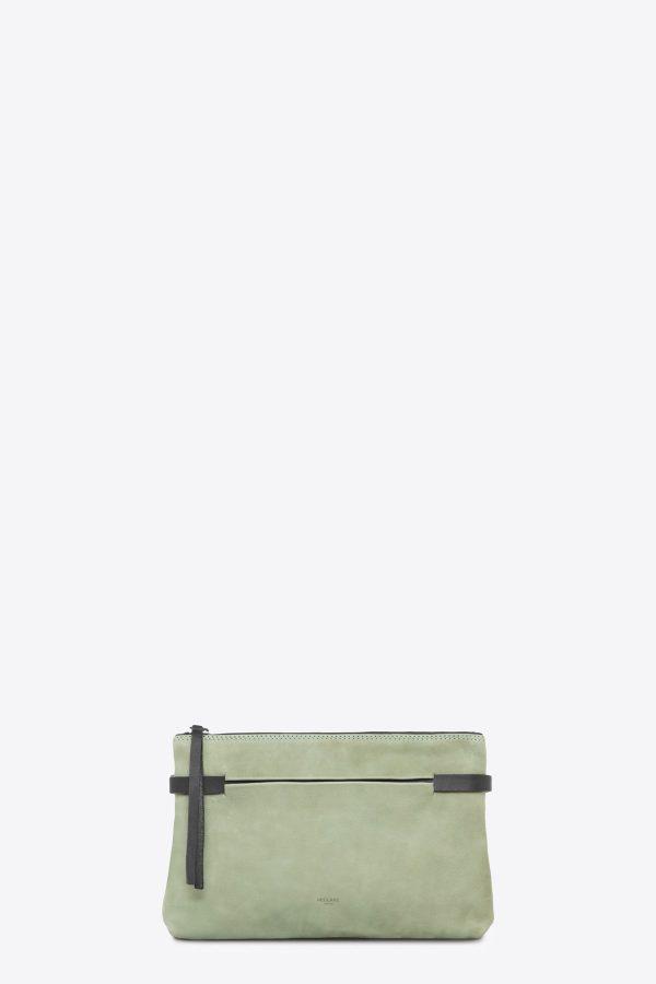 dclr004s-tapeclutch-a9-jadegreen-front
