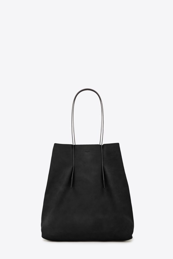 dclr006-shoppingbag-a1-black-front