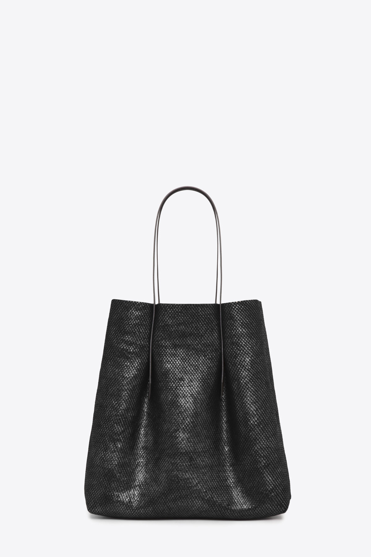 dclr006-shoppingbag-a23-backsnakeblack-back