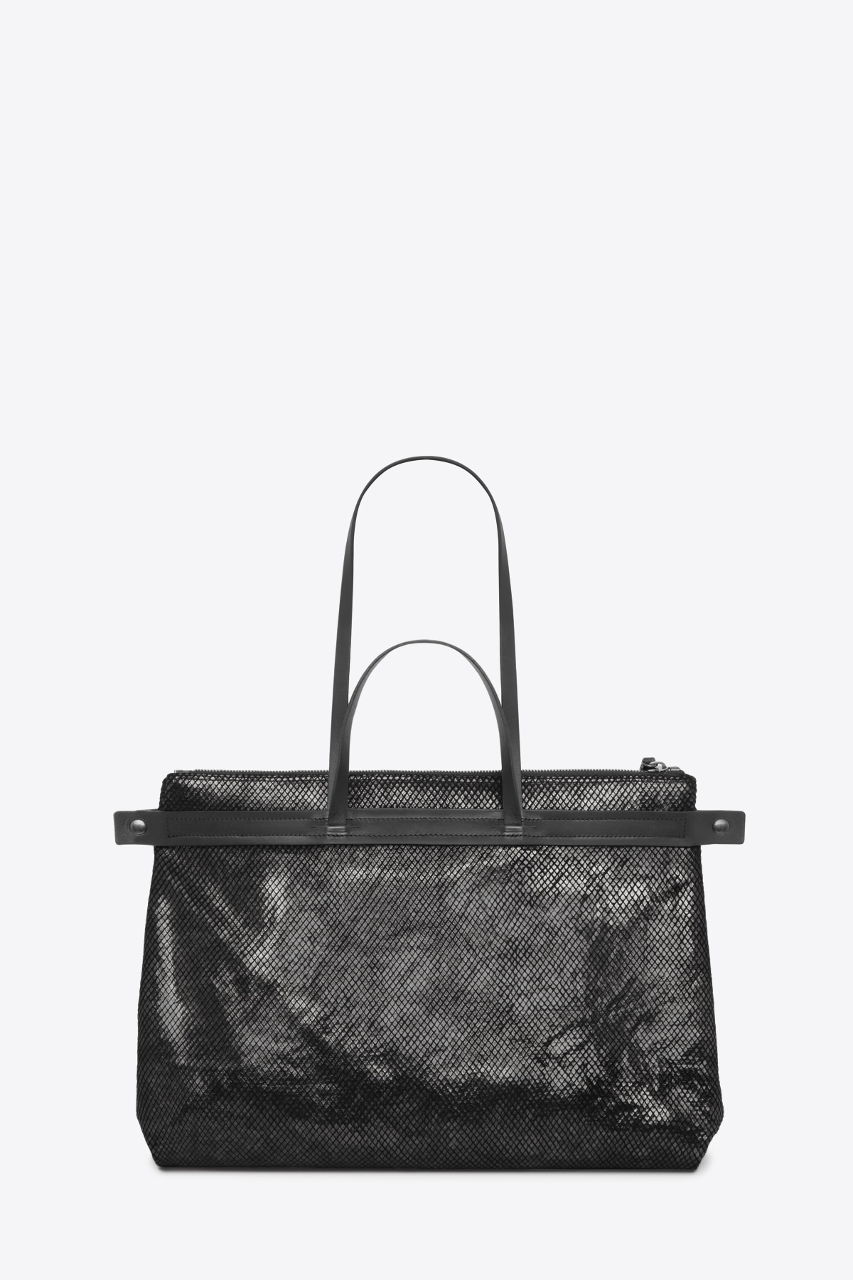 dclr007l-tote-a23-backsnakeblack-back