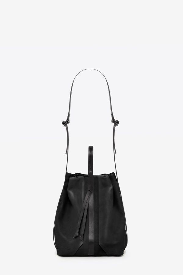 dclr010-bucketbag-a1-black-front
