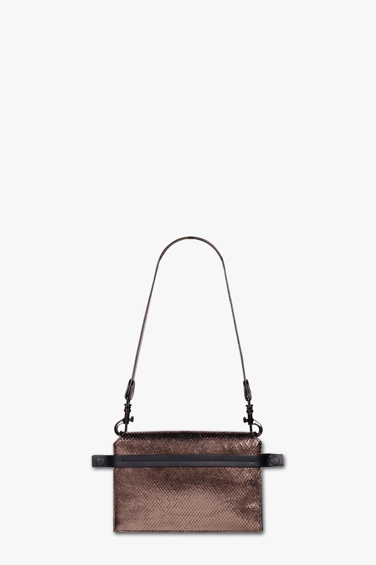 purse serpentine bronzo fronte
