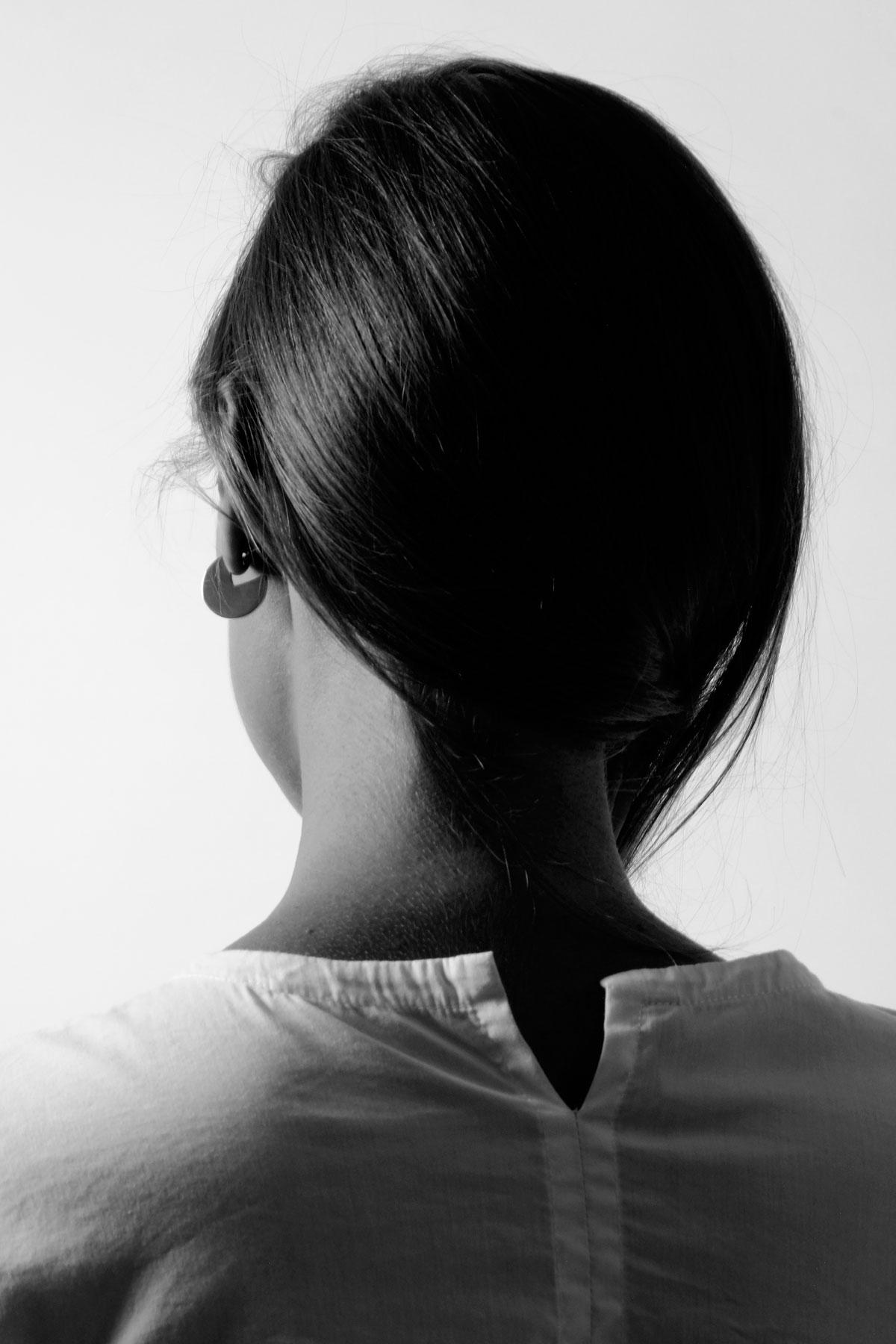ALMOST ONE – EARRINGS – ULTRA ORANGE 4