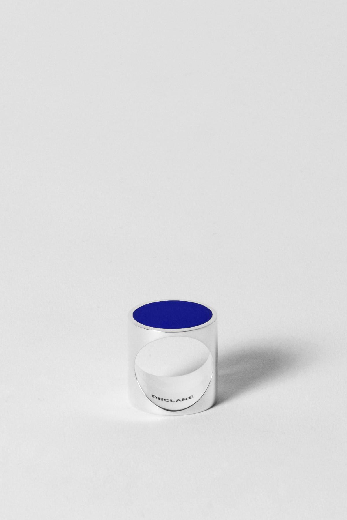 THE TUBE – RING – BLUE BLUE 1