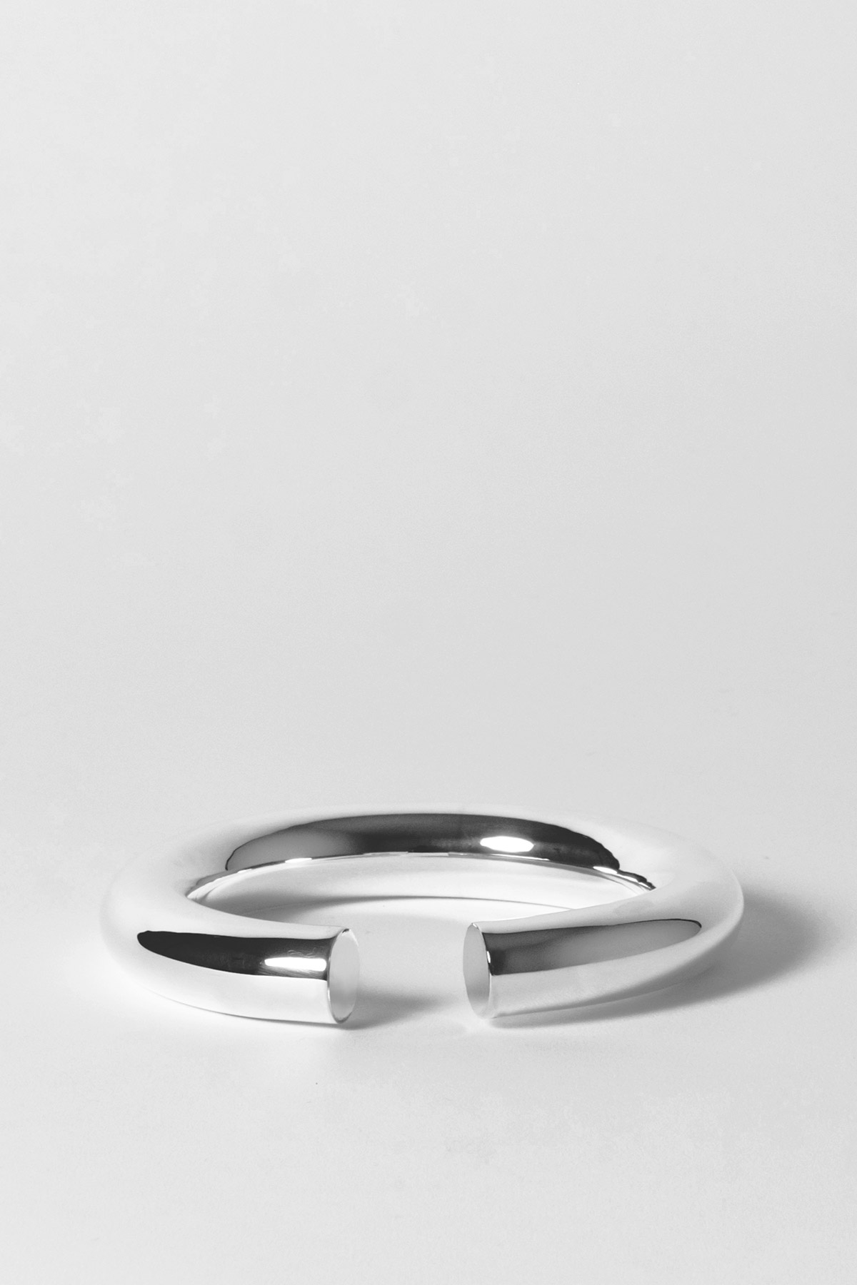 THE TUBULAR – BOLD BRACELET – SOLO SILVER 1