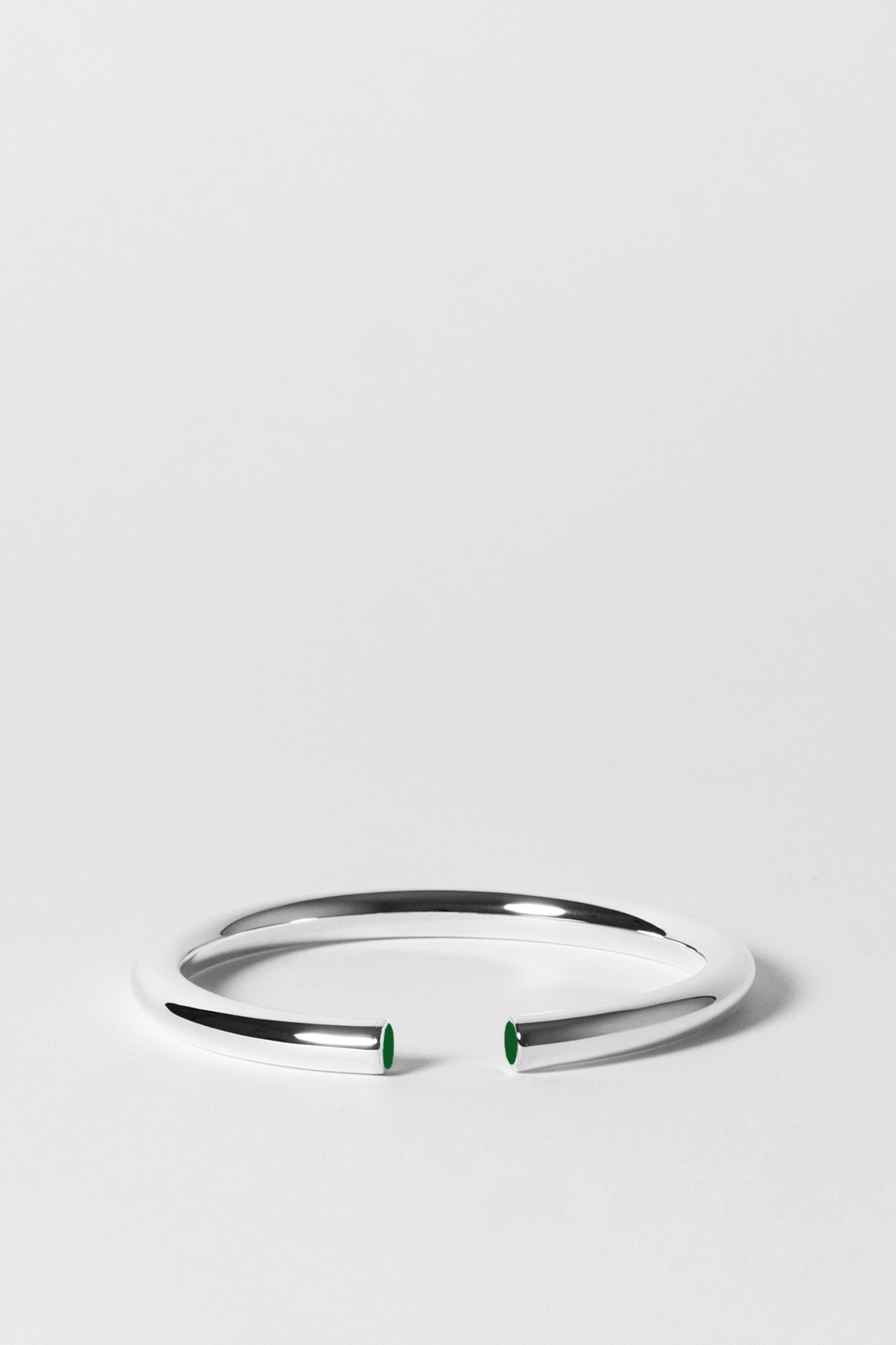 THE TUBULAR – BRACELET – RACING GREEN 1