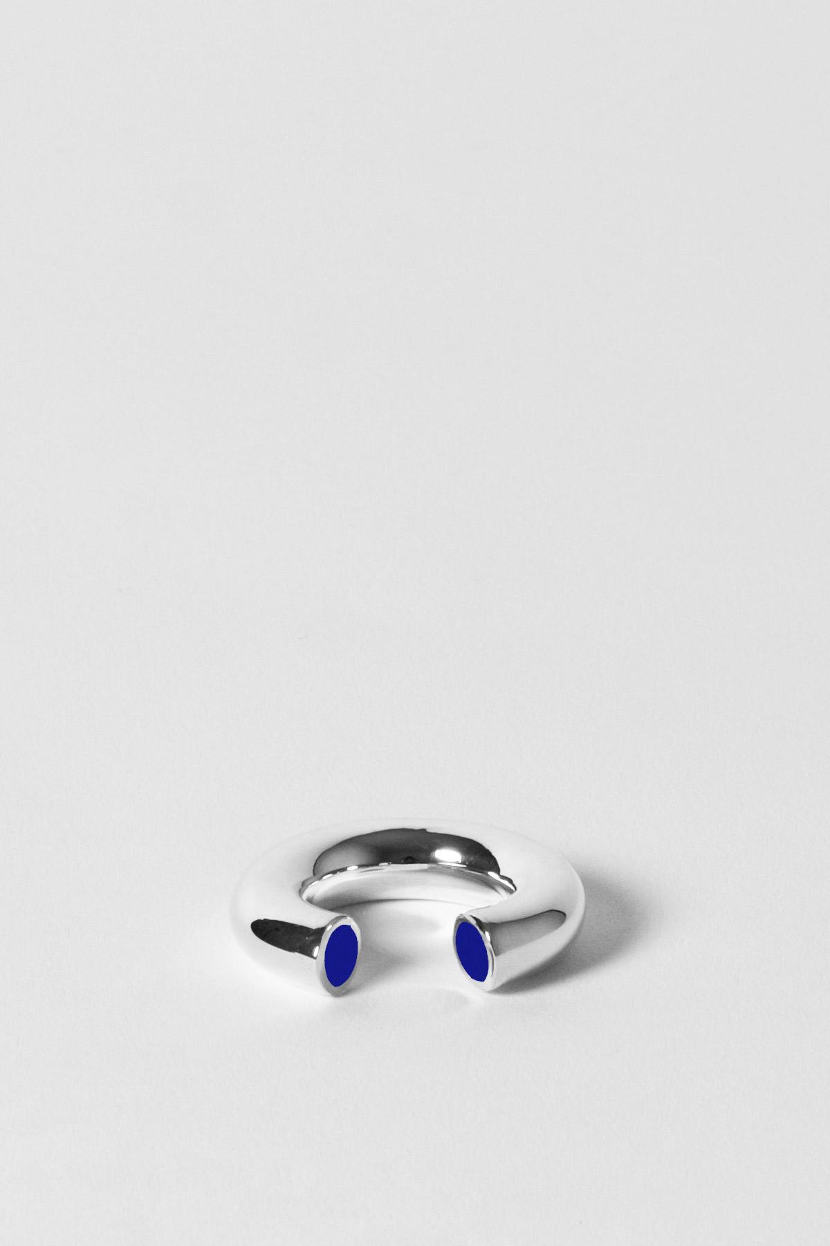 THE TUBULAR – RING – BLUE BLUE 1