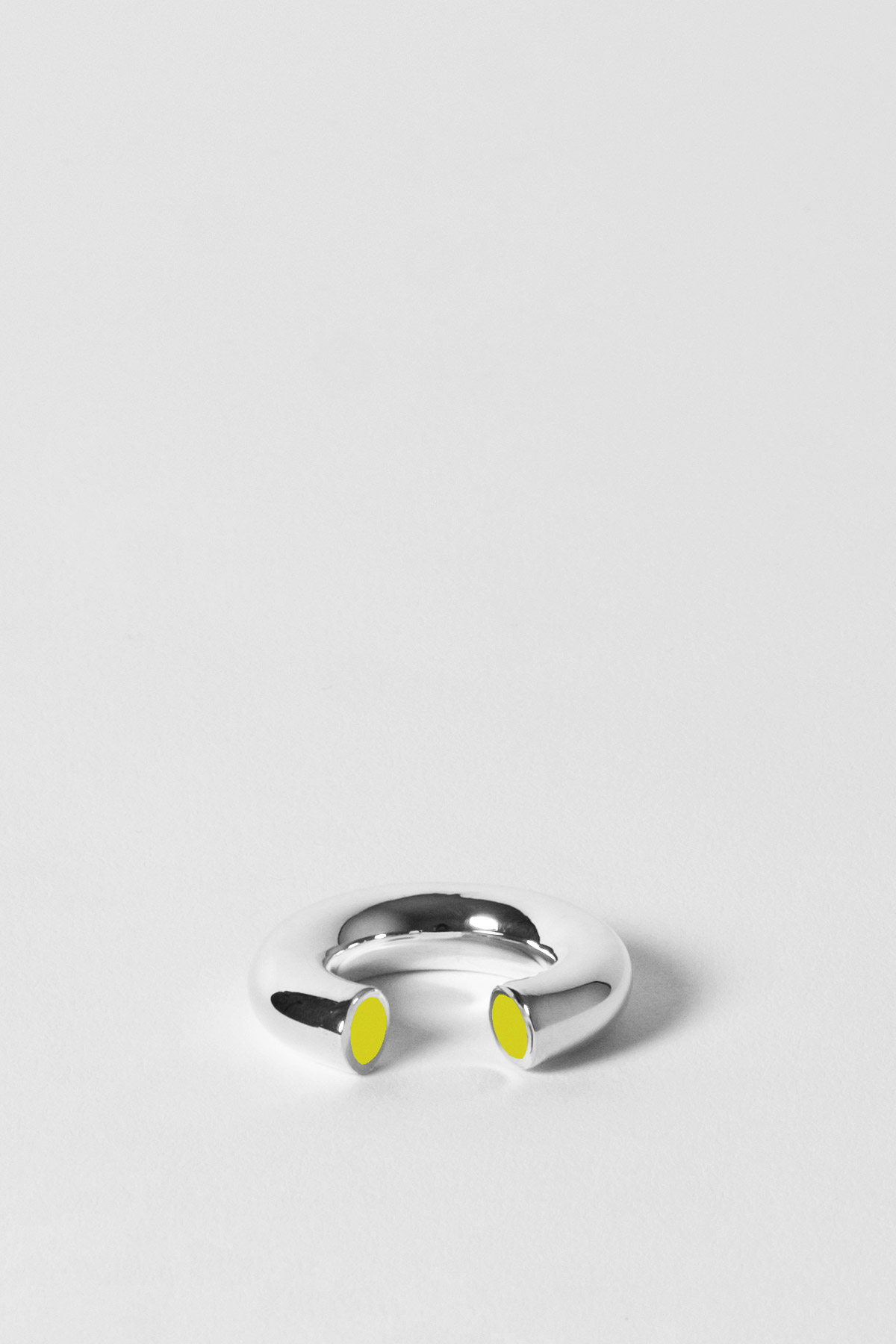 THE TUBULAR – RING – TECHNO YELLOW 1